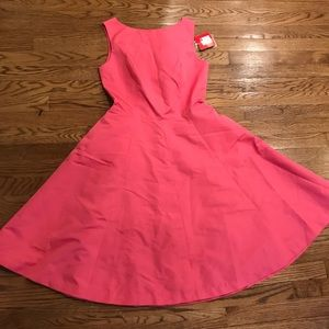 NWT Size 8 Pink Party Dress
